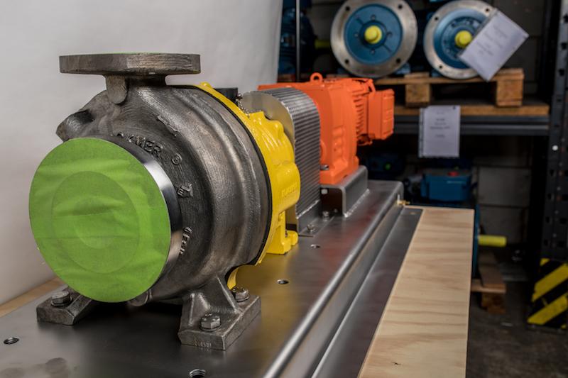 Pumpe - VSK Technik Kübler