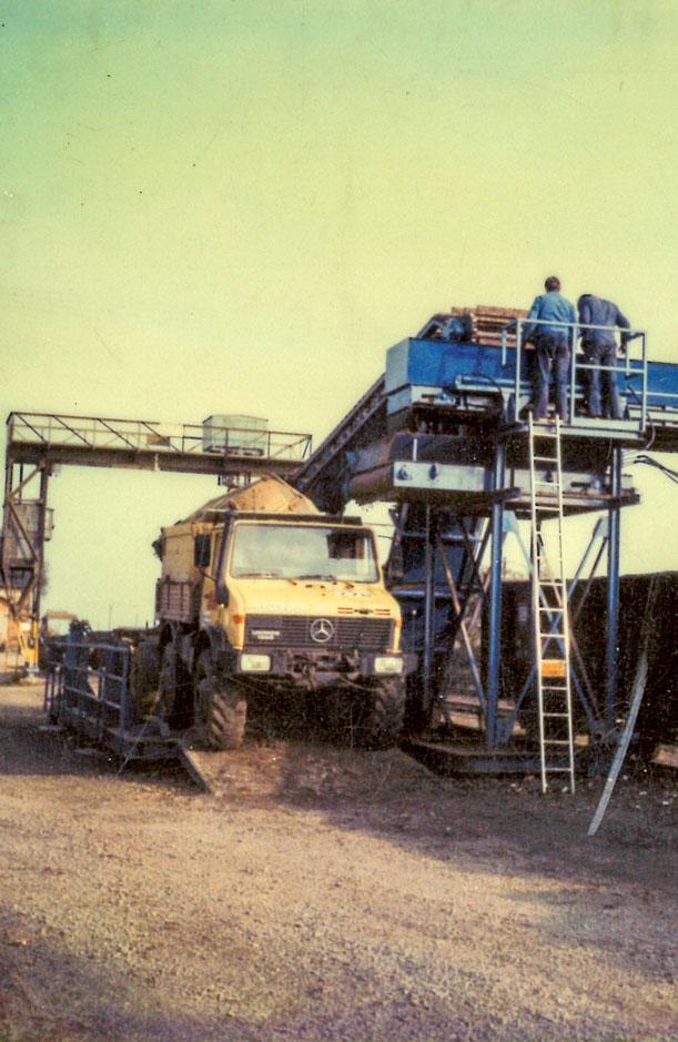 Geschichte von VSK Technik Kübler