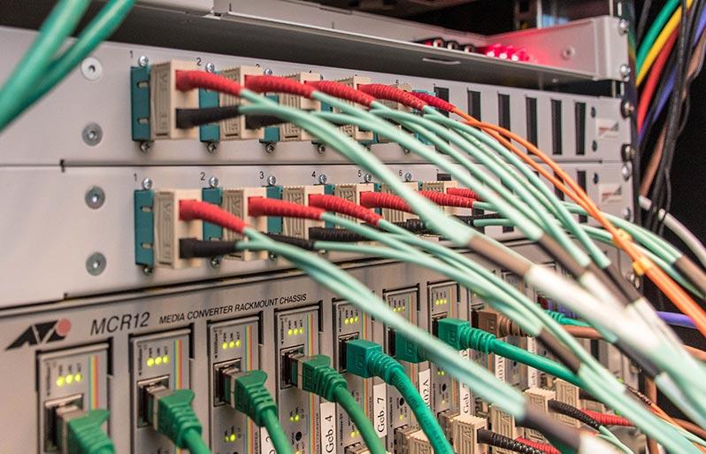 Netzwerktechnik - VSK Technik Kübler