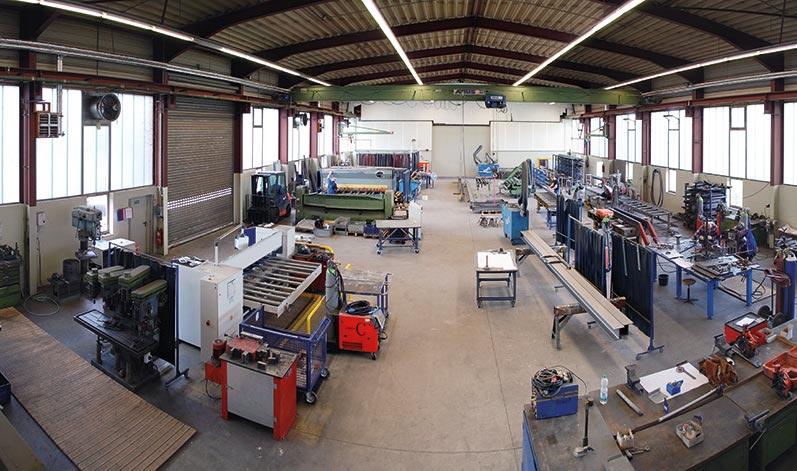 Industriemontage - VSK Technik Kübler