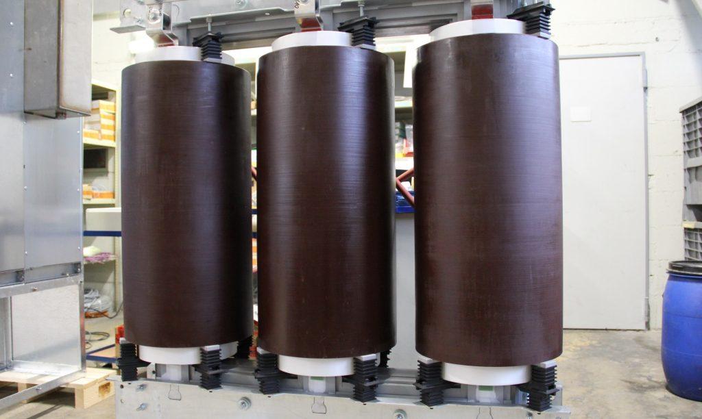 Schwimmender Energiecontainer- VSK Technik Kübler GmbH