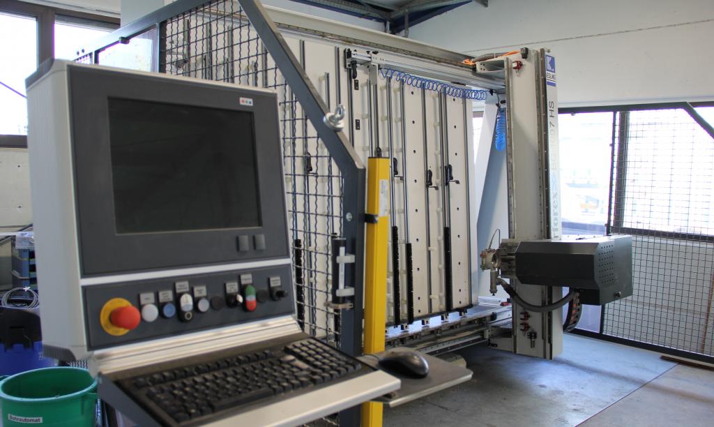 Bohrautomat - VSK Technik Kübler
