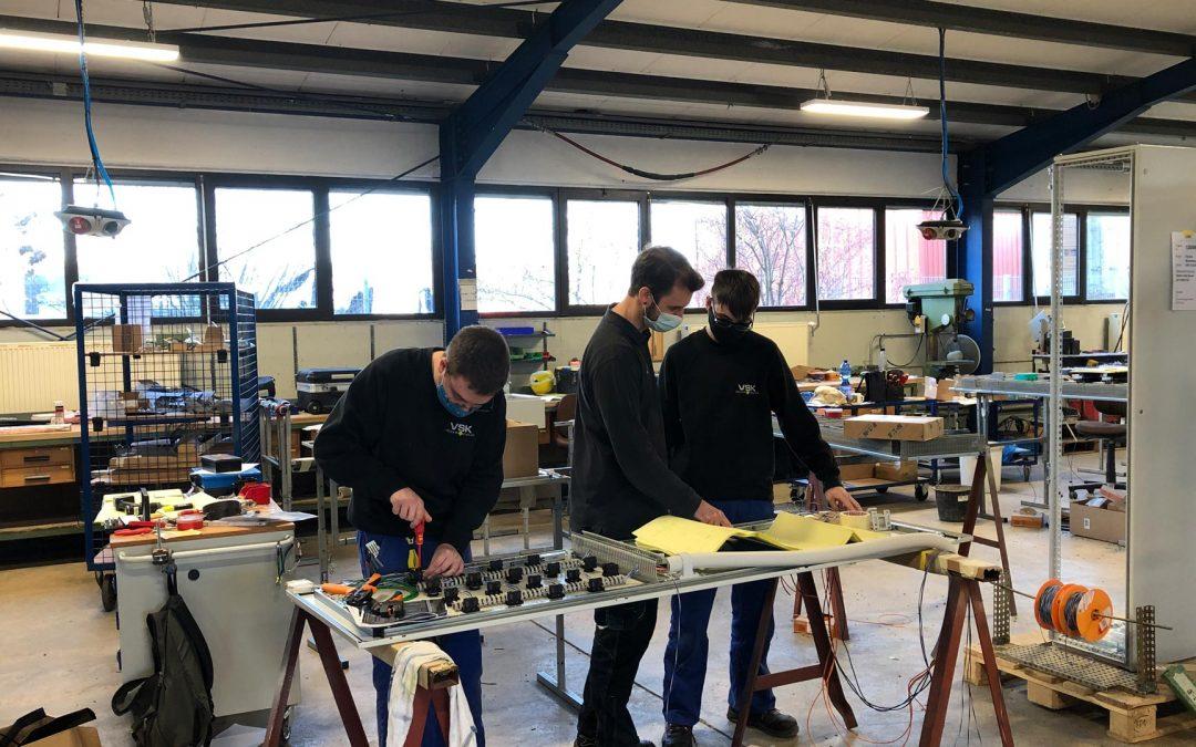 Ausbildung bei VSK-Technik Kübler GmbH